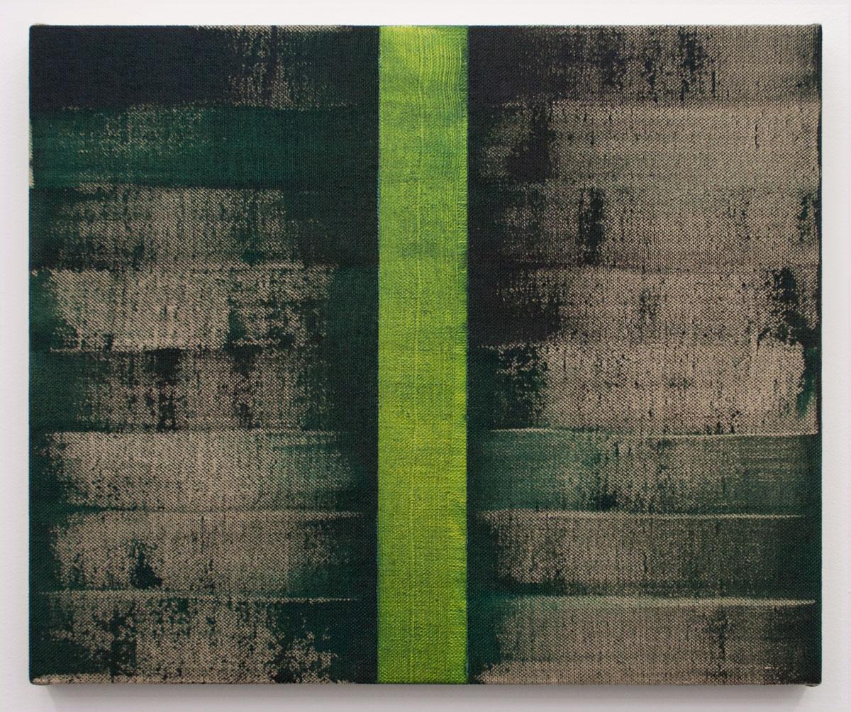 PENUMBROSO II, 2015. Acrílico sobre lino. 54 x 65 cm