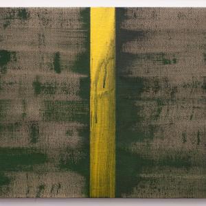 PENUMBROSO III, 2015. Acrílico sobre lino. 54 x 65 cm