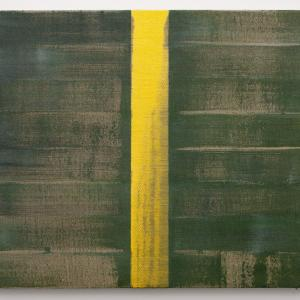 PENUMBROSO VII, 2015. Acrílico sobre lino. 54 x 65 cm