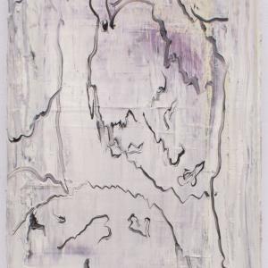 SEM TÍTULO, 2019. Óleo sobre lienzo. 32 x 25 cm. GP-0002